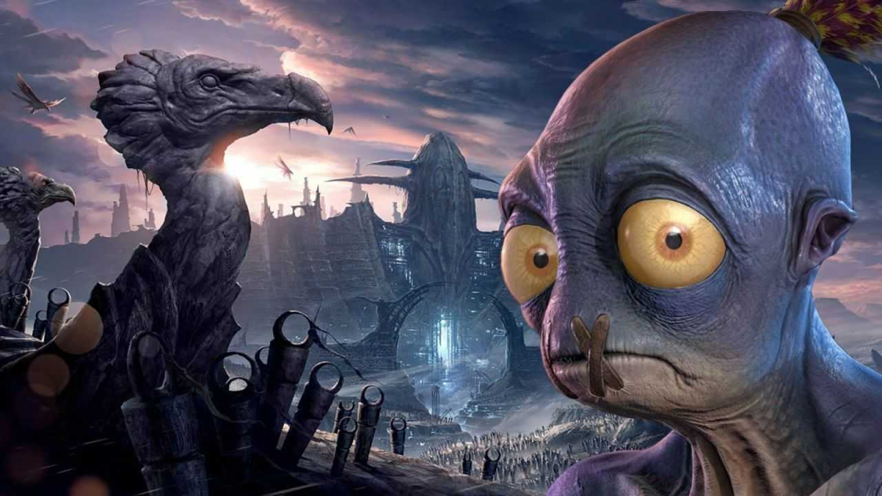Oddworld Soulstorm: how to unlock all endings