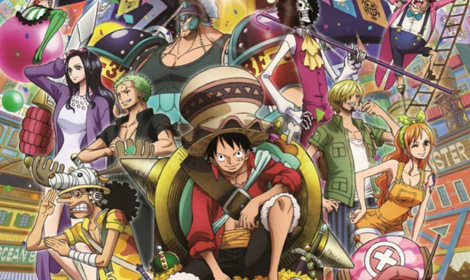One Piece, il messaggio annuale di Oda alla Jump Festa