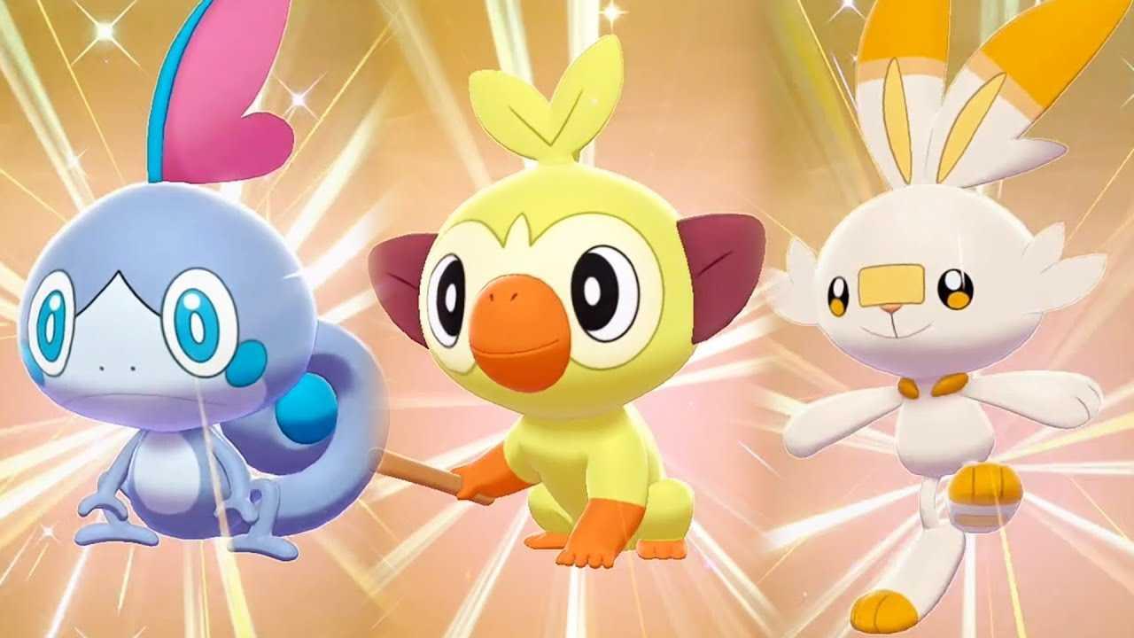 Pokemon Spada e Scudo: guida agli Shiny e a Gigamax Eevee