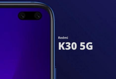 Redmi K30: caratteristiche e prime immagini hands-on