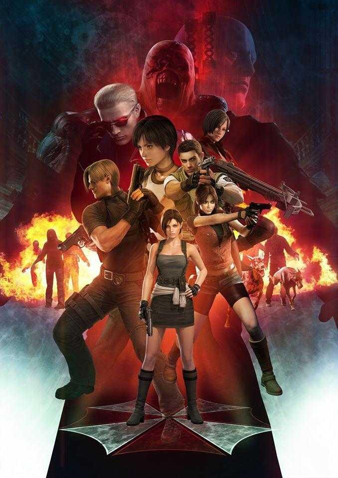 Resident Evil 3 Remake: Capcom rilascia un artwork interessante