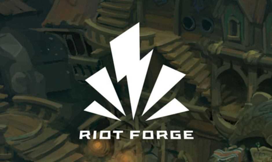 Riot Games lancia il progetto Riot Forge