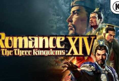 Romance of The Three Kingdoms XIV: svelata la diplomazia