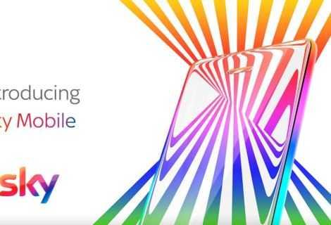 Sky entrerà nel mercato degli operatori telefonici ad inizio 2020