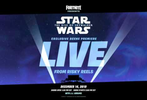 Fortnite: evento a tema Star Wars, L'Ascesa di Skywalker