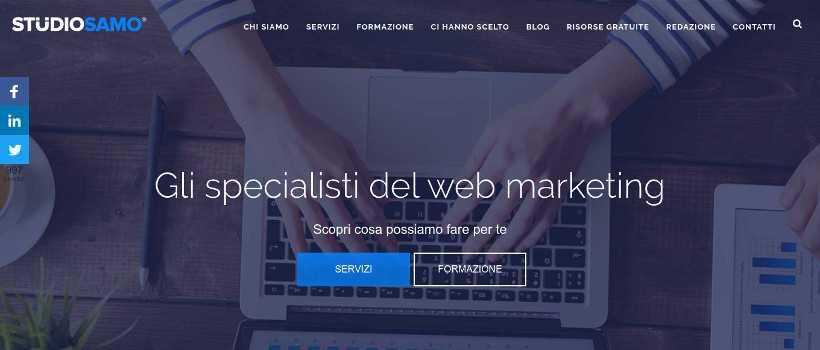 Le 5 migliori web agency italiane