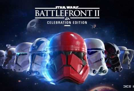 Star Wars Battlefront II: Celebration Edition, disponibile domani