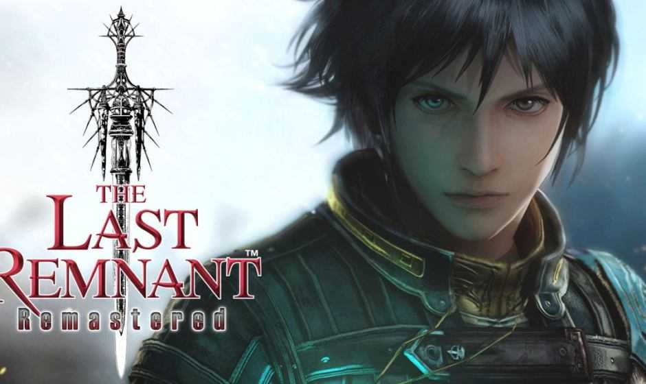 The Last Remnant Remastered in arrivo su mobile