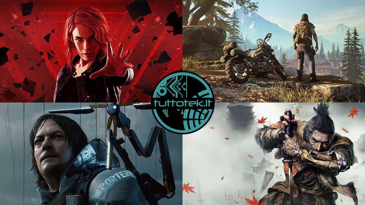 Migliori videogiochi in uscita nel 2020