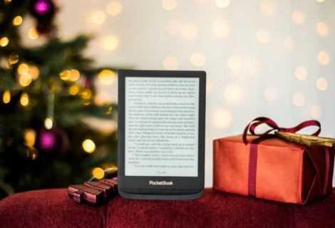 PocketBook Touch Lux 4: un mondo di storie sotto l'albero