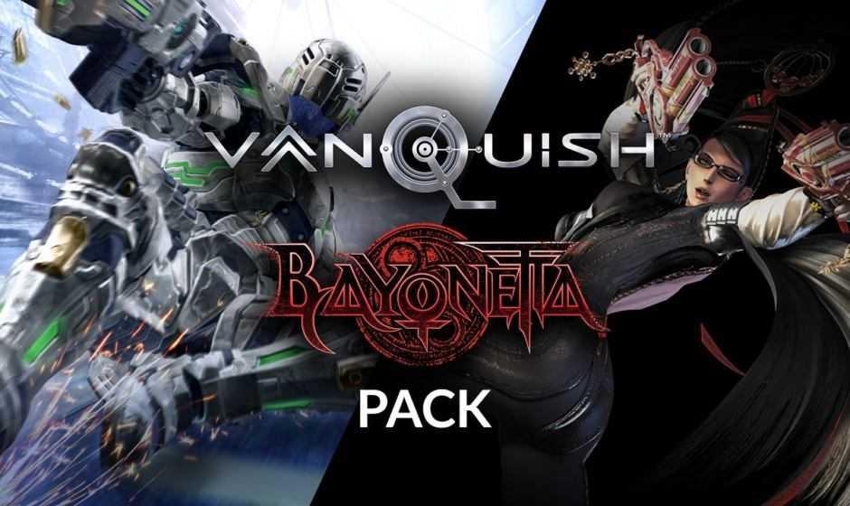Bayonetta & Vanquish: il Bundle in arrivo su Xbox One