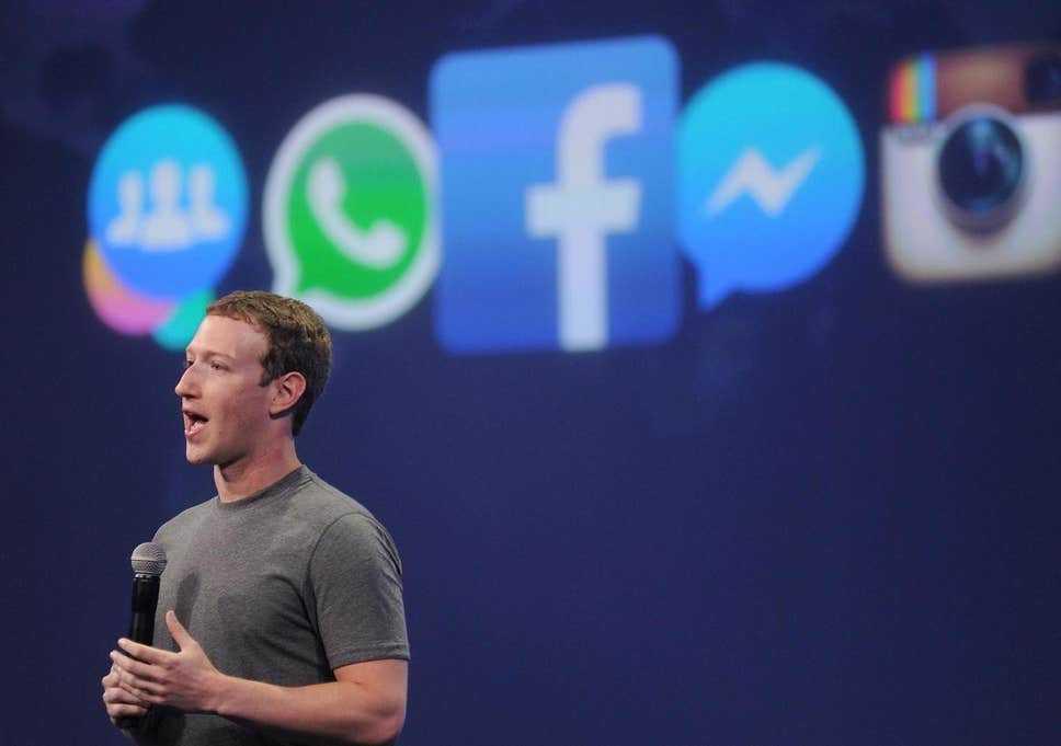 Facebook, Instagram e WhatsApp potrebbero non accorparsi