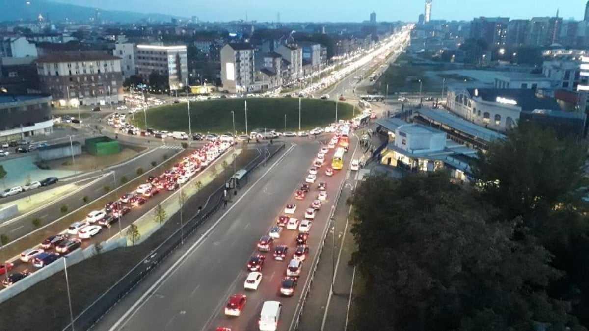 Città intasate dal traffico? Il paradosso di Braess spiega il perché