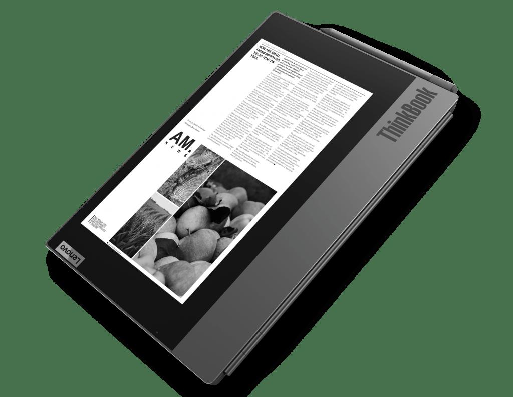 Lenovo: le innovazioni uniche al mondo presentate al CES 2020