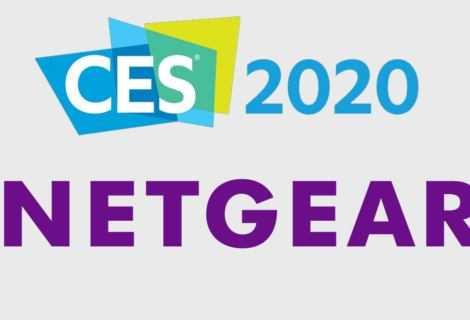 NETGEAR al CES 2020: router, WIFI 6, 5G e molto altro
