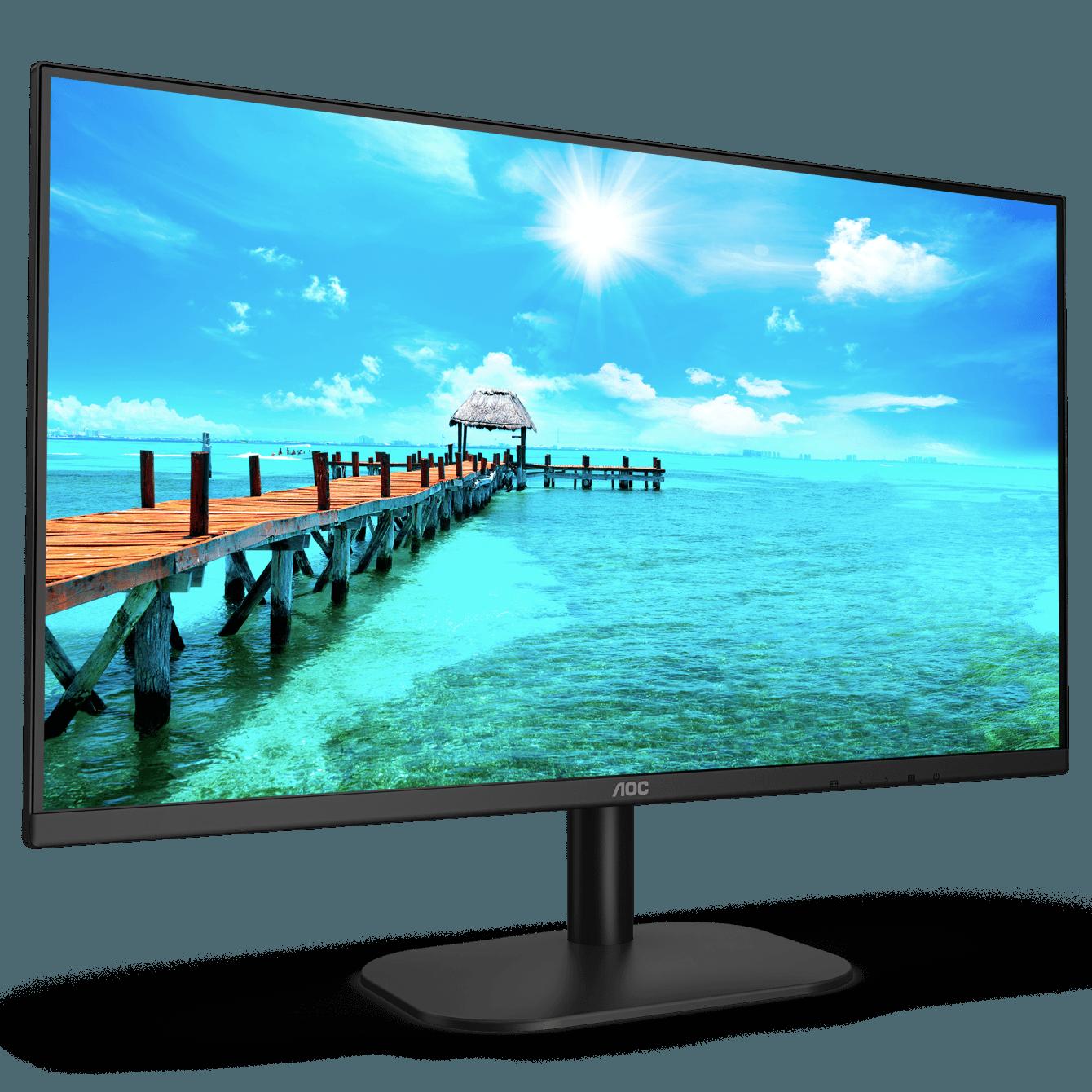 AOC serie B2: ecco i monitor entry-level borderless su 3 lati
