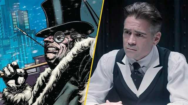 Colin Farrell interpreterà Pinguino in The Batman