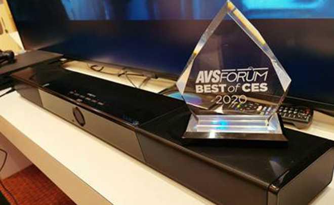 Super X-Fi Gen2: serie di vittorie per Creative al CES2020