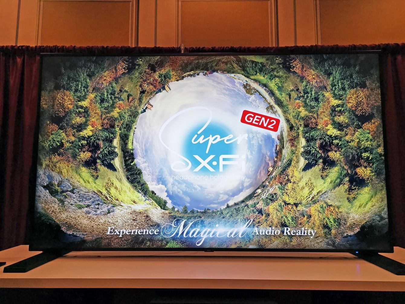 Super X-Fi Gen2: olografia per cuffie a un livello superiore