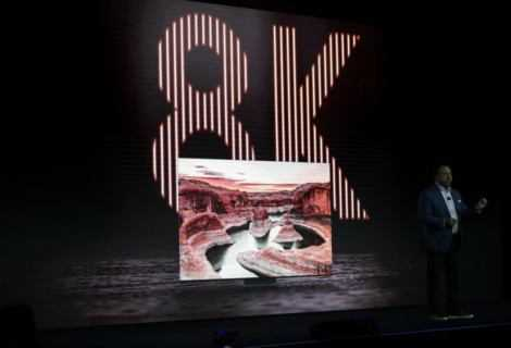 TV 8K e senza cornici: ecco tutte le novità Samsung al CES