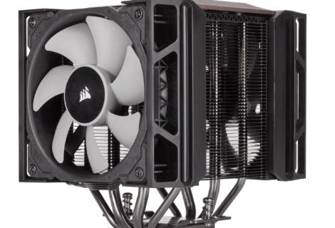 CORSAIR: sistemi di raffreddamento A500 Air e iCUE PRO XT