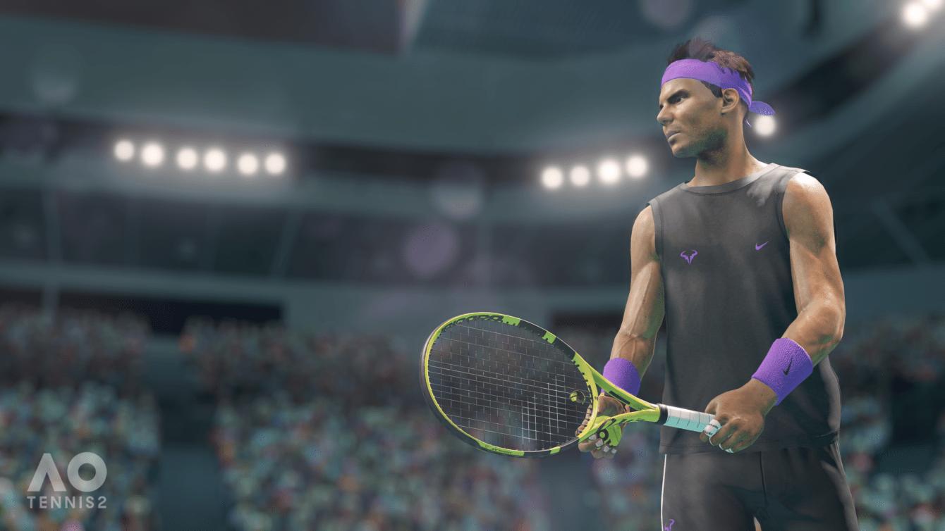 AO Tennis 2: disponibile da oggi su PC e console!