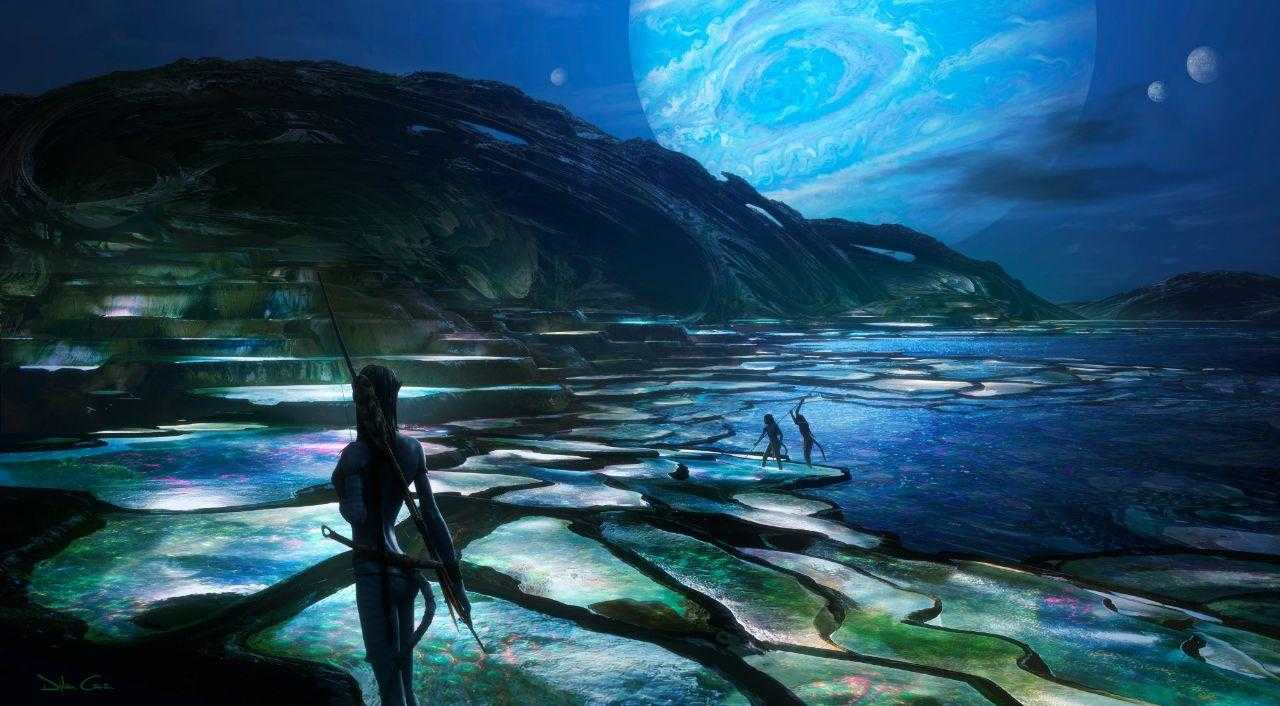 Anteprima di Avatar 2: ecco le prime immagini!