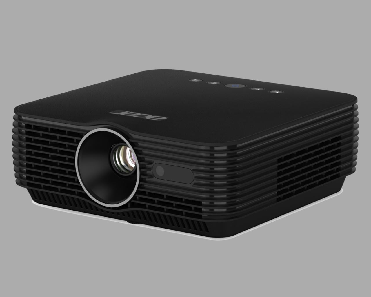 Acer: annunciato al CES 2020 il proiettore portatile B250i