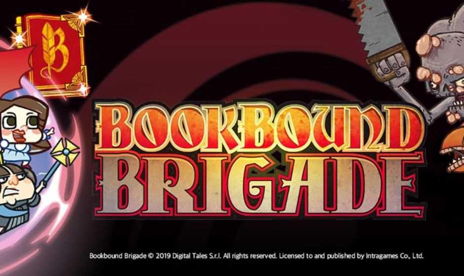 BookBound Brigade è finalmente disponibile