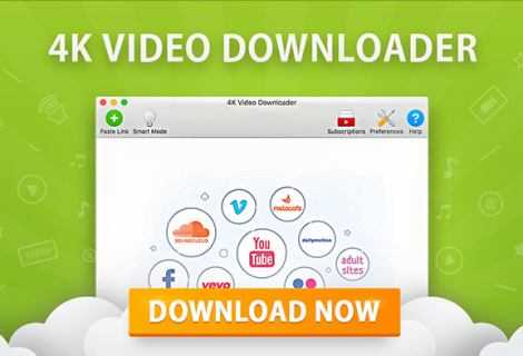 Come scaricare video stream da Twitch: 4K Video Downloader