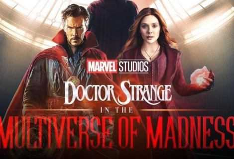 Doctor Strange In The Multiverse Of Madness: novità in arrivo
