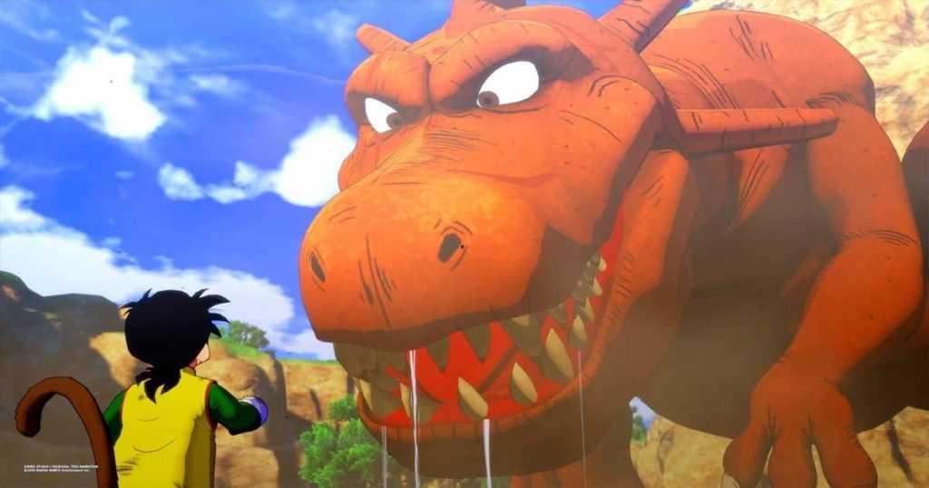 Dragon Ball Z Kakarot: come battere i dinosauri
