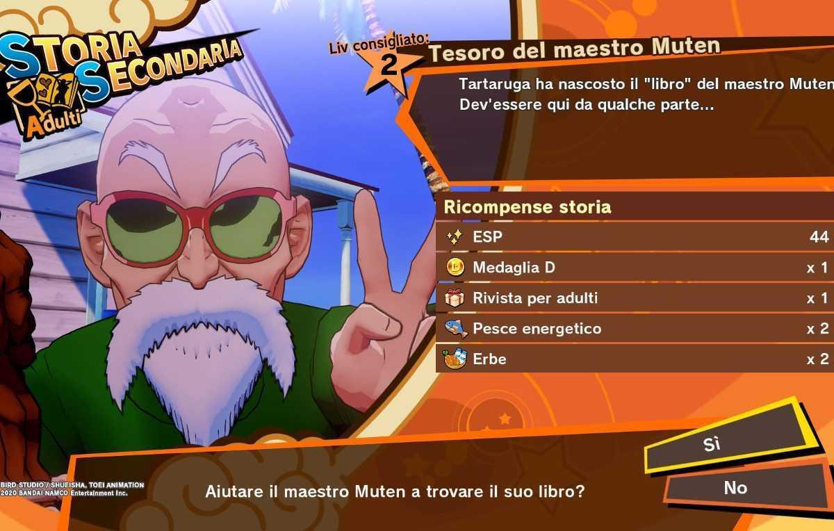 Dragon Ball Z: Kakarot, come ottenere Medaglie D