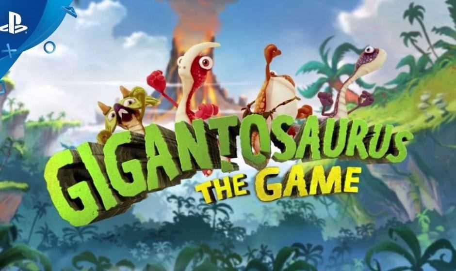 Gigantosaurus: annunciato il gioco della famosa serie animata