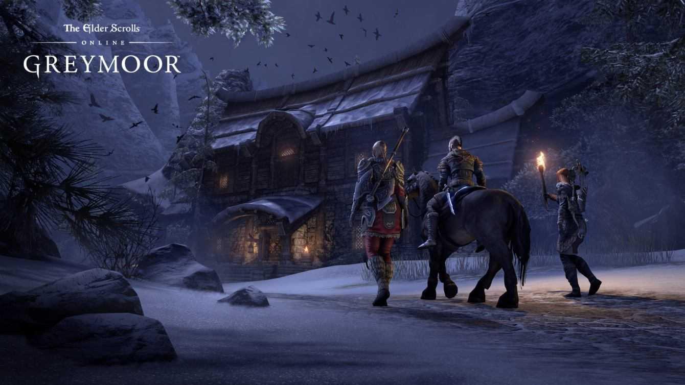 The Elder Scrolls Online: nuovo capitolo Greymoor in arrivo