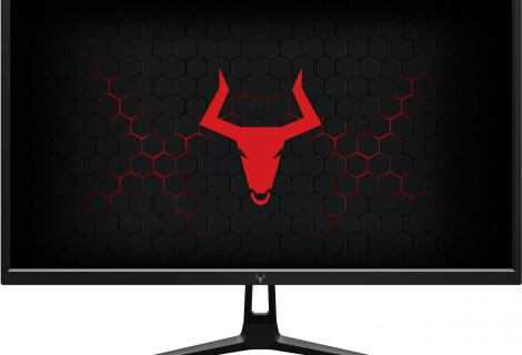iTek TAURUS GGC e GGF: monitor per Gaming, Office & Creators