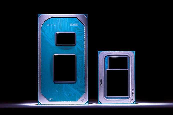 A gennaio 2021 i primi notebook con Intel Tiger Lake-H35