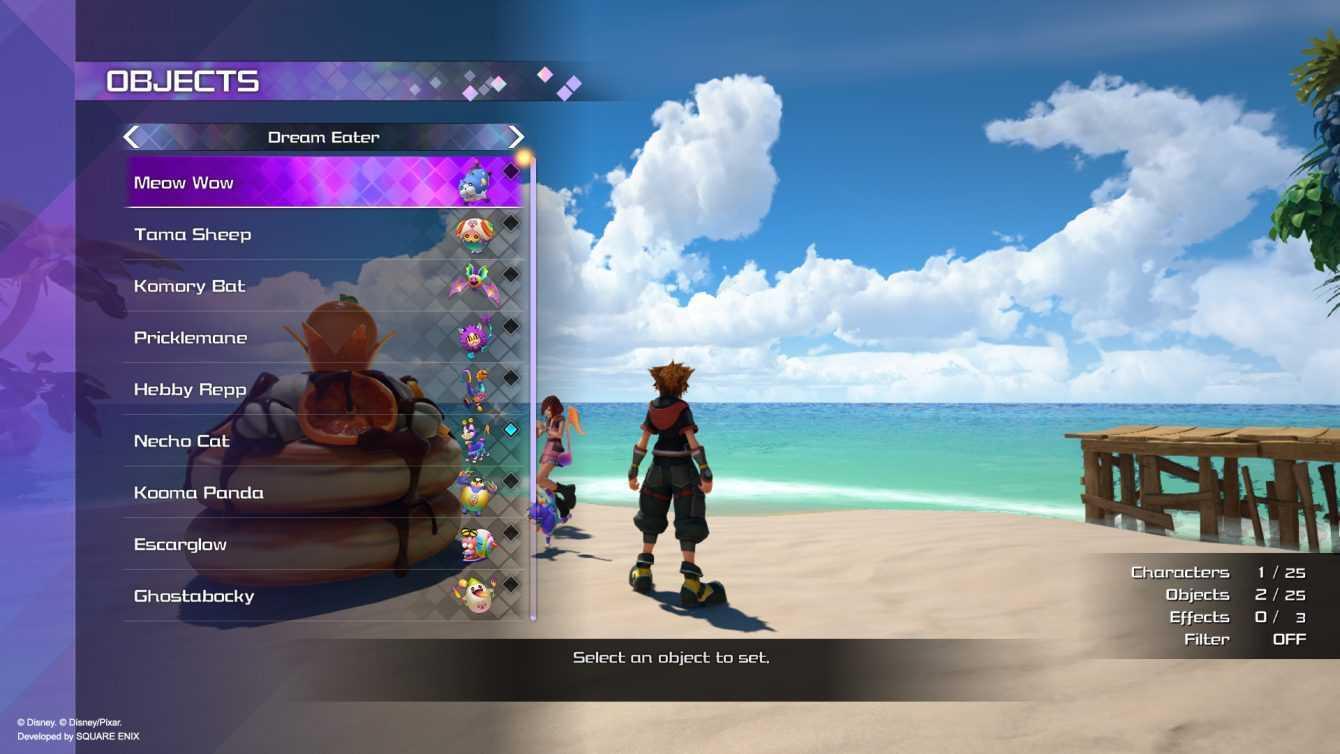 Kingdom Hearts 3: nuove immagini del DLC ReMind