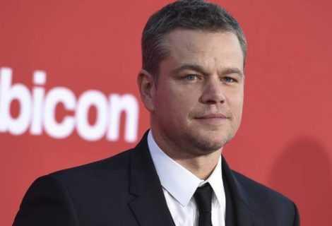The Force: anche Matt Damon nel cast