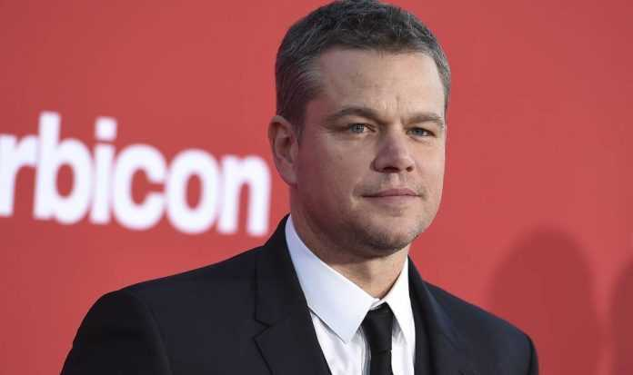 The Force: anche Matt Damon nel cast