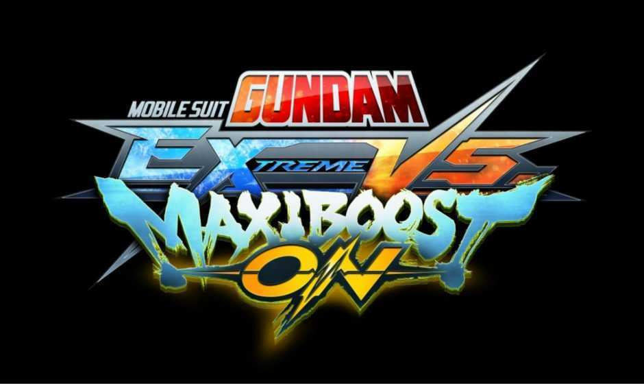 Mobile Suit Gundam: Extreme Vs. Maxi Boost ON, aperti i preorder