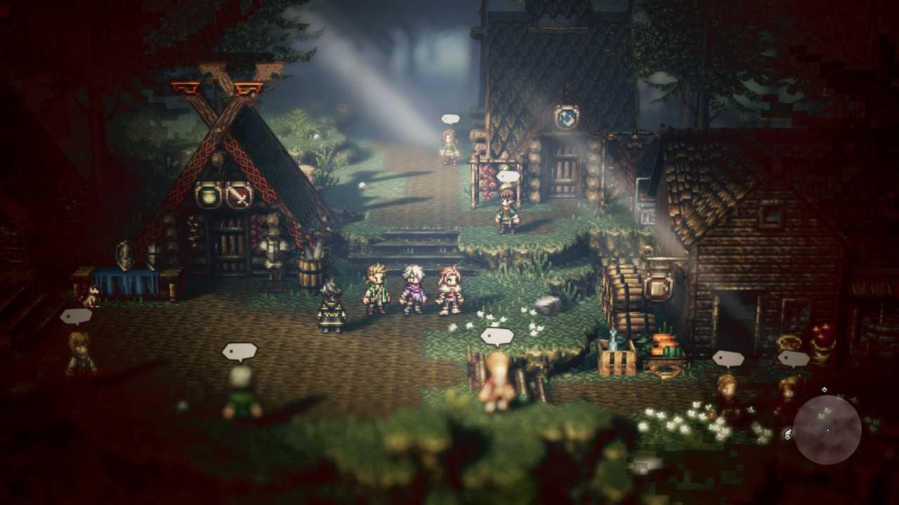 Octopath Traveler: Square Enix e il fattore Nostalgia