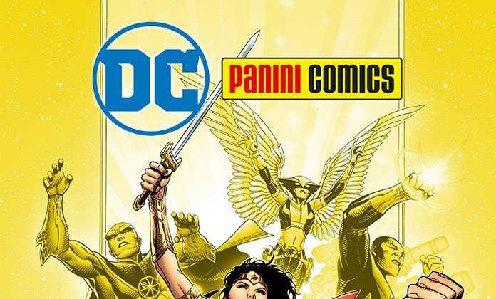 Panini e DC Comics: storico accordo per la licenza in Italia
