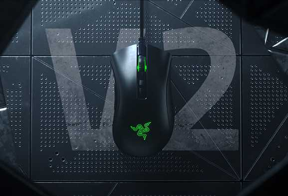 Razer DeathAdder V2 e Basilisk V2: migliorie ai mouse gaming