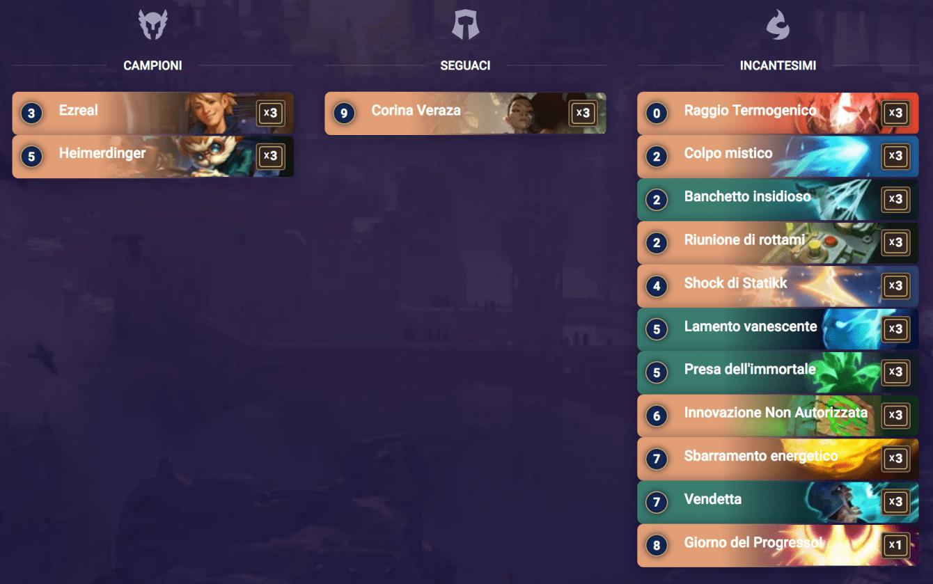 Legends of Runeterra: i migliori mazzi per vincere