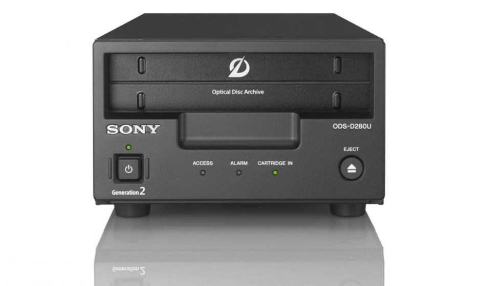 LaserFilm: Optical Disc Archive di Sony per la salvaguardia degli asset