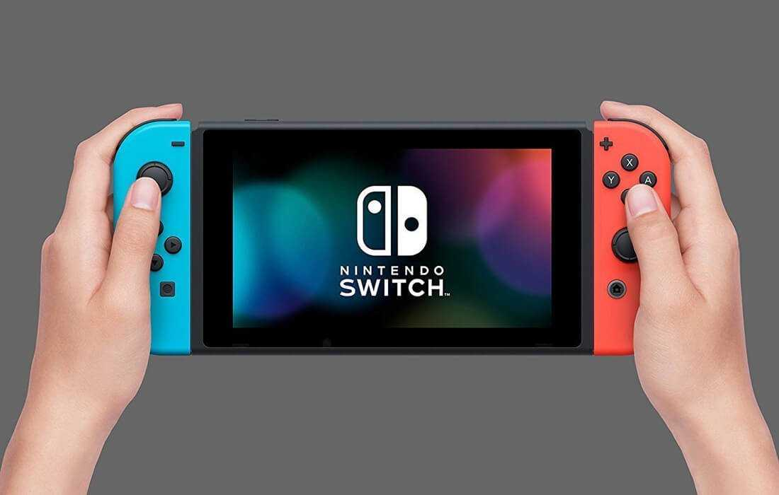 Nintendo Switch riprende la produzione a pieno regime