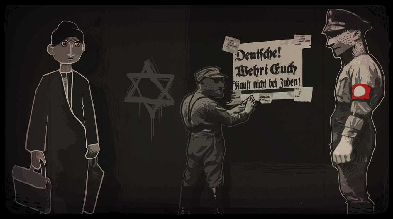 Recensione Through the Darkest of Times: gli orrori del Nazismo