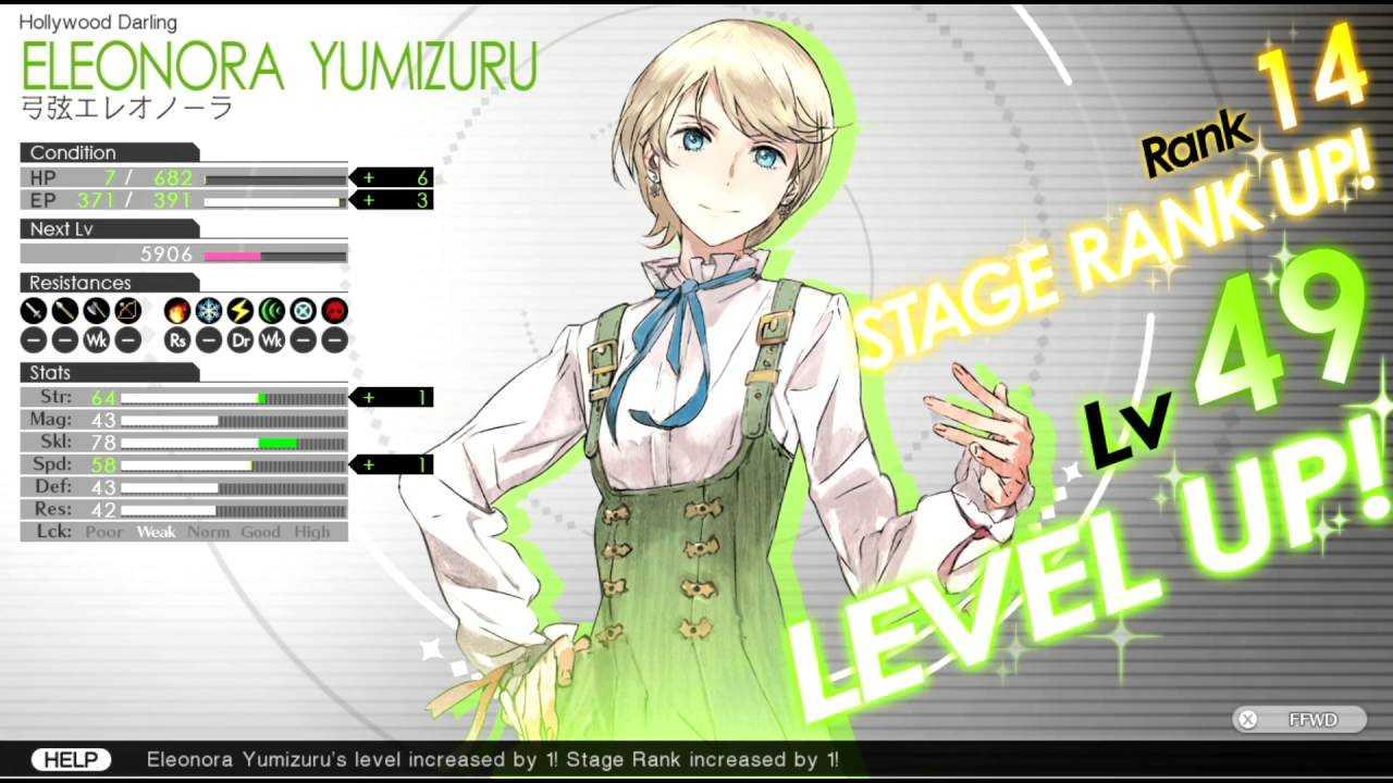 Tokyo Mirage Sessions ♯FE Encore: come alzare lo Stage Rank