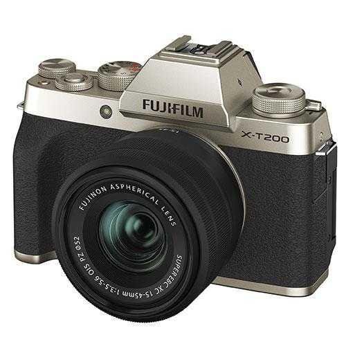 Fujifilm X-T200: specifiche in anteprima e nuove ottiche